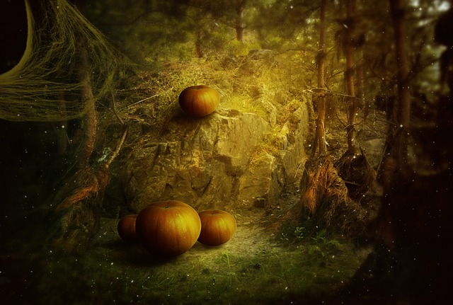 halloween grotte Marche