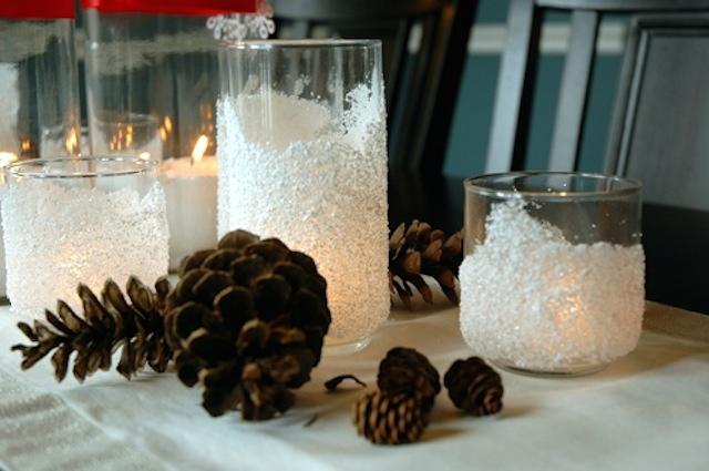 regali di natale fai da te come creare delle candele