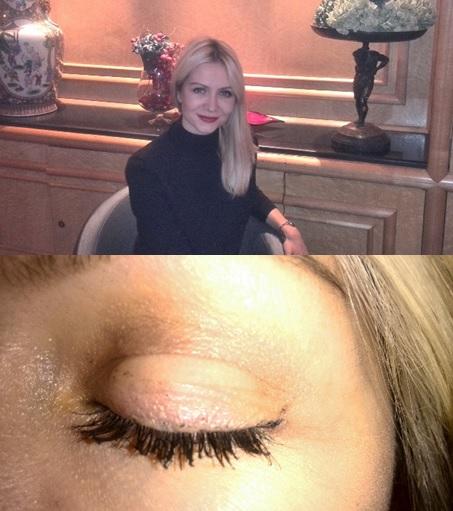 Natalie Franz make-up artist