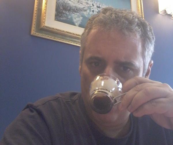 un caffè con claudio foti
