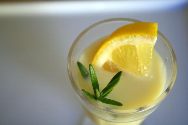 crema limoncello