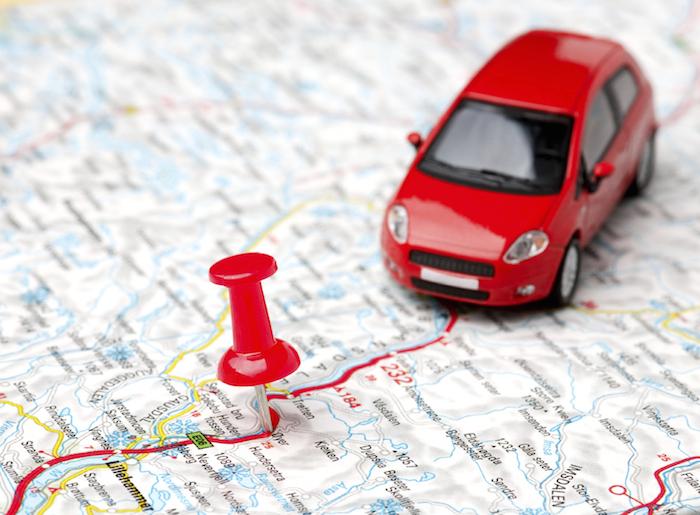 viaggiare sicuri in auto