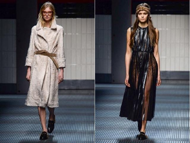 Gucci 2 Milano Fashion Week donna 2015-16