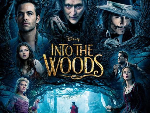 Into the woods - Disney