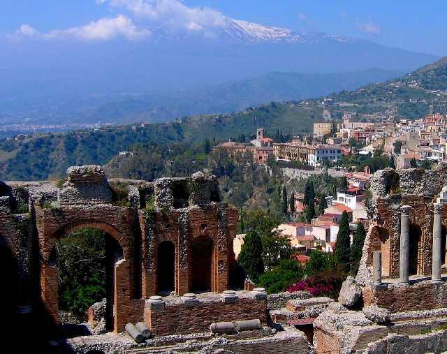 Taormina-Etna-Vulcano