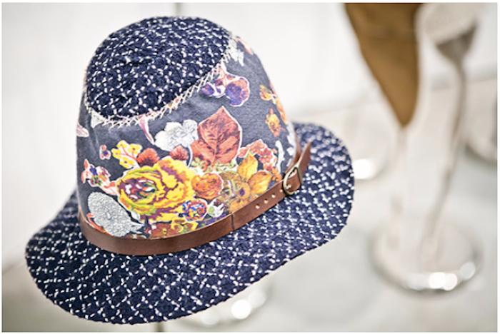 Cappello paglia 2015