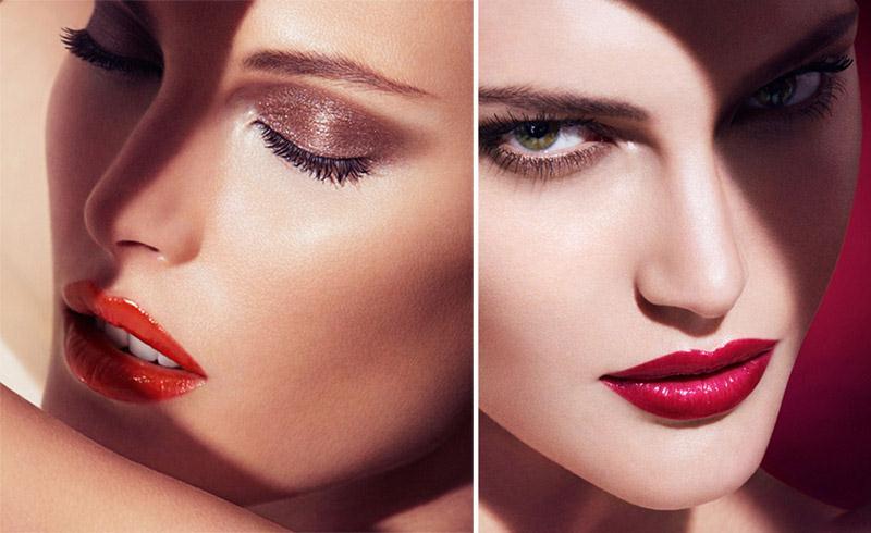 matrimonio in spiaggia Armani-Summer-2013-Makeup-Collection-promo