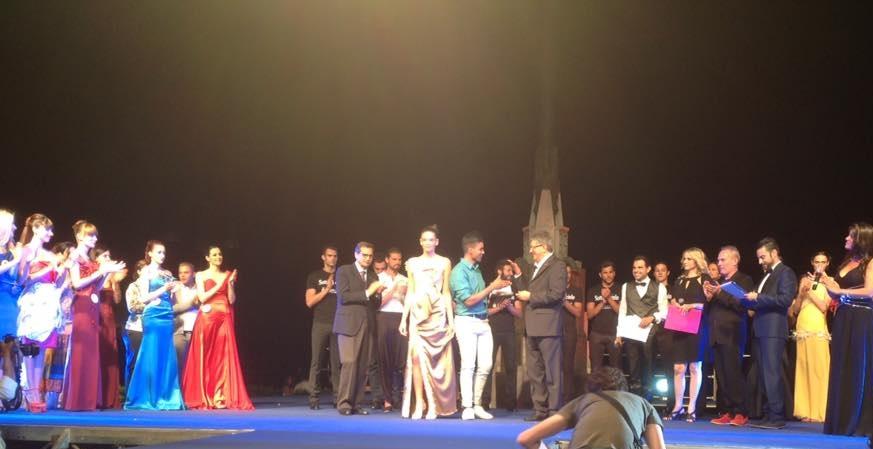 Premiazione del vincitore