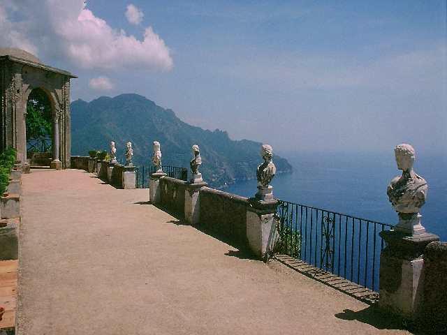 Terrazza dell'Infinito (Villa Cimbrone)