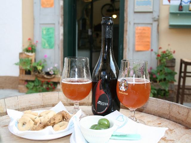Birra artigianale Primitiva-Birrificio-Fabbiano-salento
