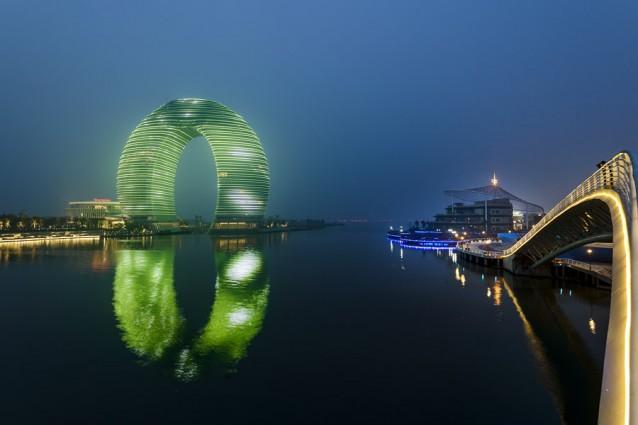 Sheraton Huzhou Hot Spring Resort - Huzhou, Cina