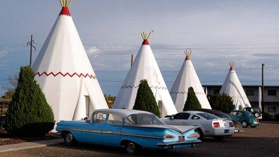 Wigwam MotelArizona, Stati Uniti
