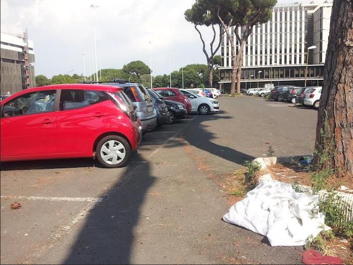 Zona Eur (Roma) - Piazzale dell'Industria
