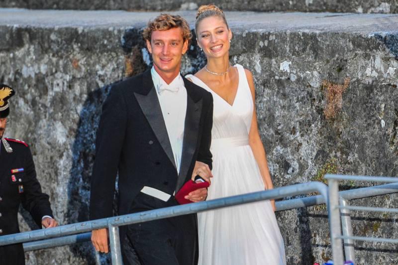 Nozze tra Pierre Casiraghi e Beatrice Borromeo