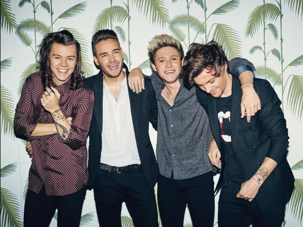 MTV EMA 2015: One Direction