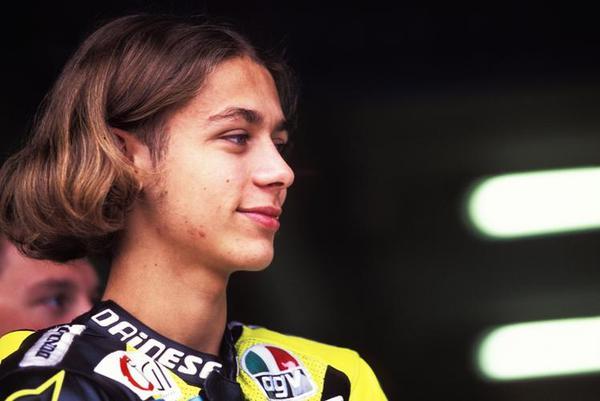 31 Marzo 1996 - Esordio Valentino Rossi nel Motomondiale