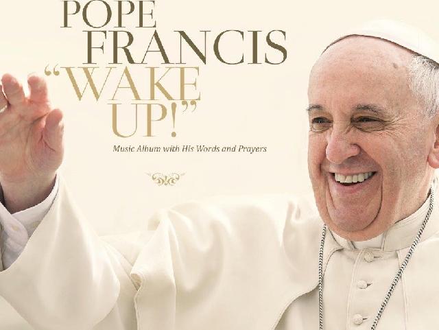 WAKE UP!_POPE FRANCIS_cover_credits servizio fotografico L'Osservatore Romano
