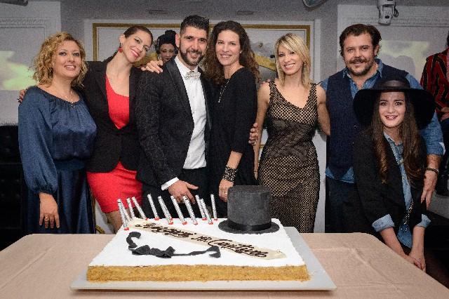 Rosaria Renna, Janet De Nardis, Antonio Martino, Chiara Ricci, Rosanna Cacio, Andrea Lo Cicero, Roberta Di Fiore