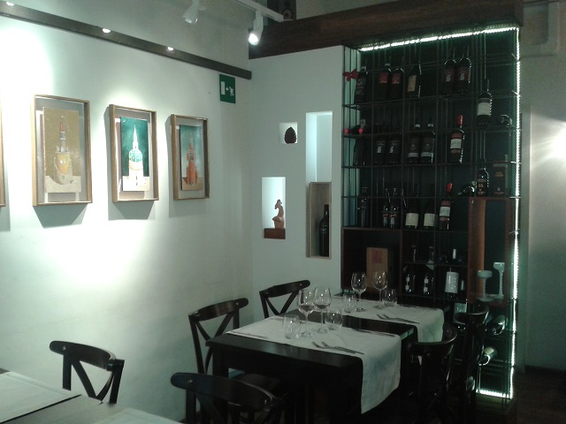 ArtFood&Wine EnOsteria Capolecase