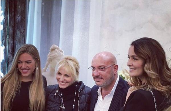 Narciso Beauty: Carolina Rey, Antonella Clerici, Roberrto Carminati, Roberta Capua