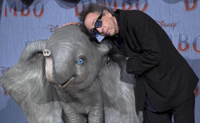 Dumbo Tim Burton recensione