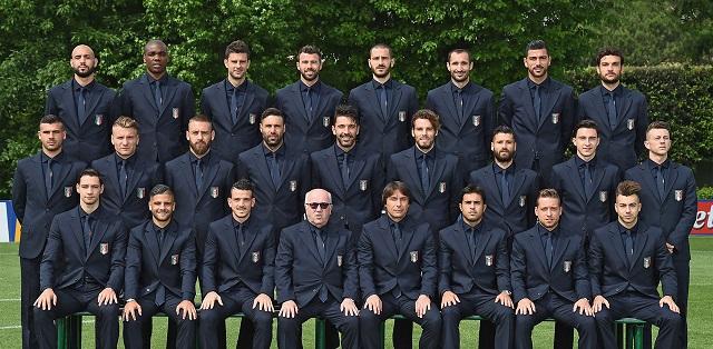 Forza Azzurri convocati da Conte per Euro 2016