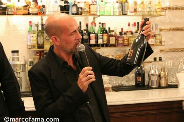A Suon DiVIno - Gian Marco Tognazzi presenta il 69
