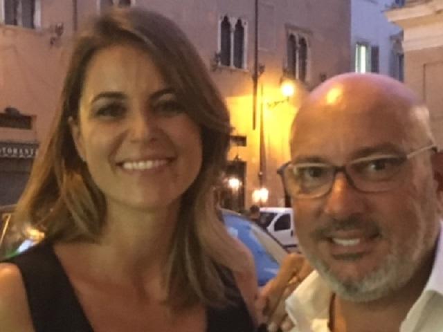 Greta Mauro e Roberto Carminati
