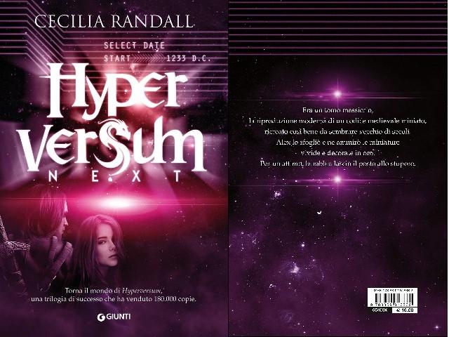 Hyperversum Next: romanzo di Cecilia-Randall