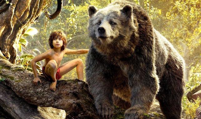 Il Libro della giungla -Mowgli e Baloo