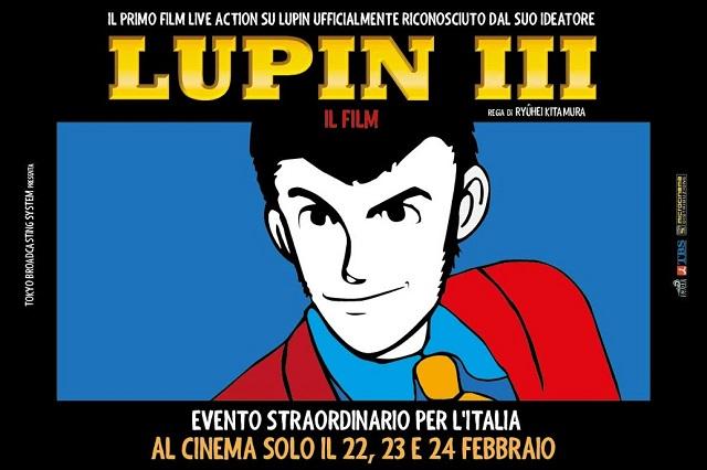 Lupin III - locandina
