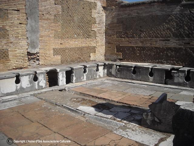 Latrine (Ostia Antica)