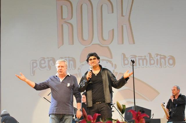 Luca Guadagnini - Rock per un bambino (foto di RipariYoungGroup)