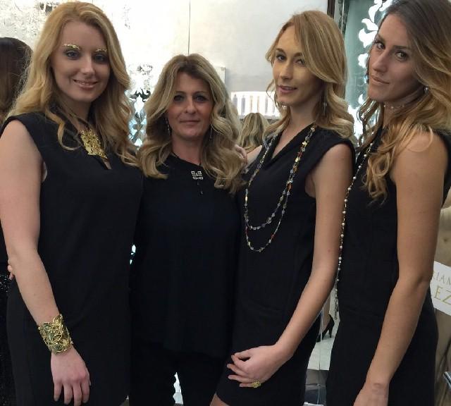 Narciso Beauty: Francesca Mura con modelle