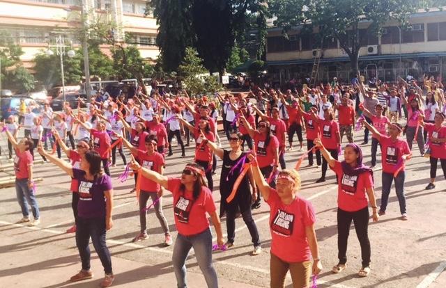 One Billion Rising Revolution 2016