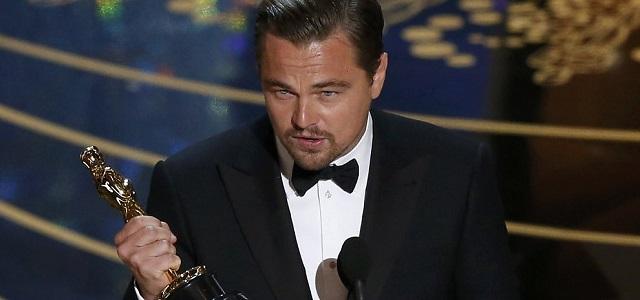 Leonardo Di Caprio - Miglior attore protagonista