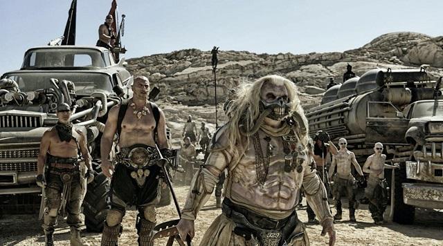 Mad Max: Fury Road - Migliori costumi