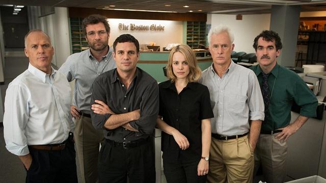 Il caso spotlight - miglior film