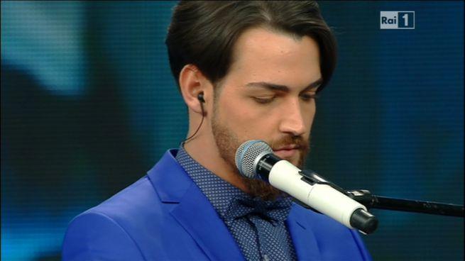Sanremo 2016: Valerio Scanu vincitore quarto blocco cover