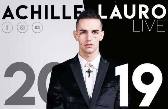 Achille Lauro 2019