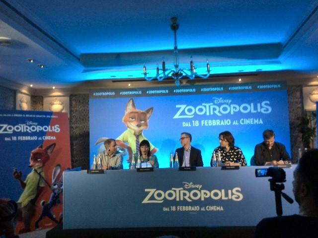 Zootropolisi: Clark Spencer, Rich Moore e Byron Howard