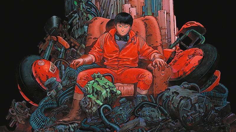 Akira recensione