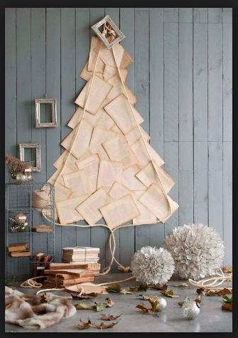 alberi-di-natale-di-carta