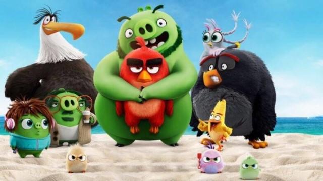 Angry Birds 2: Nemici amici per sempre recensione