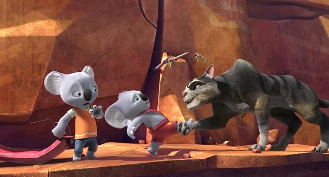billy-il-koala-film-recensione-trailer-natsy-billy-nemico