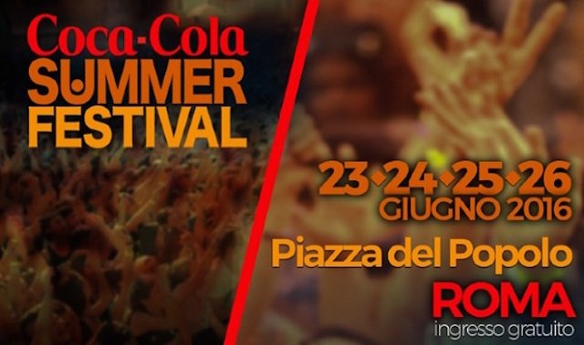 Coca-Cola Summer Festival 2016