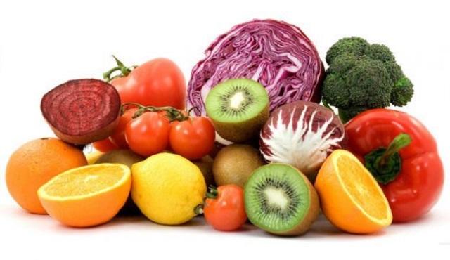 come-dimagrire-dopo-le-feste-Frutta-e-verdura