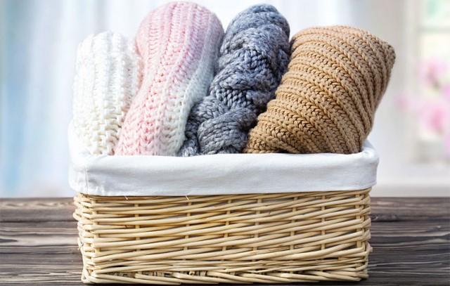 Come lavare i maglioni di lana senza infeltrirli
