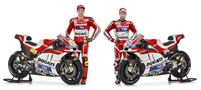 MotoGP 2016 - Andrea Iannone e Andrea Dovizioso