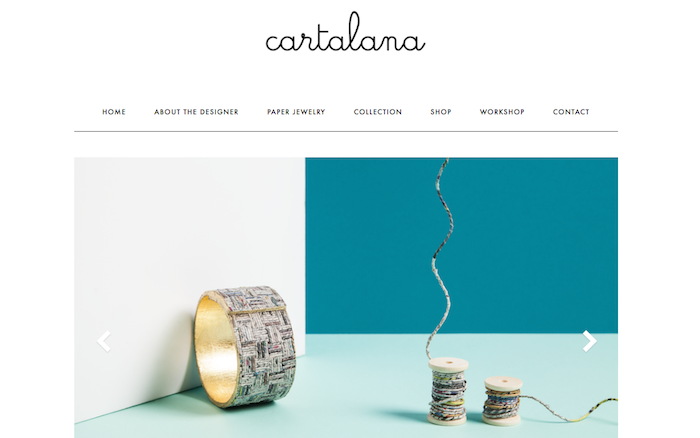 Scopri il mondo Cartalana www.cartalana.it
